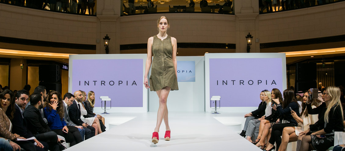 Intropia - Opening Event in Mall of The Emirates, Dubai
