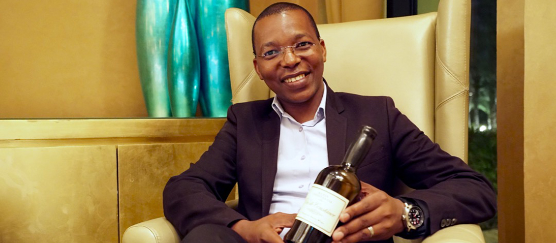 One&Only: South African Wine Tasting with Luvo Ntezo