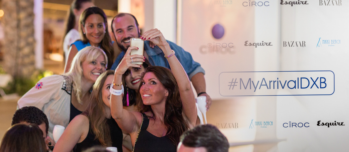 Photos - Portraits from Ciroc #MyArrivalDXB Event in Nikki Beach Dubai - March 8 2016