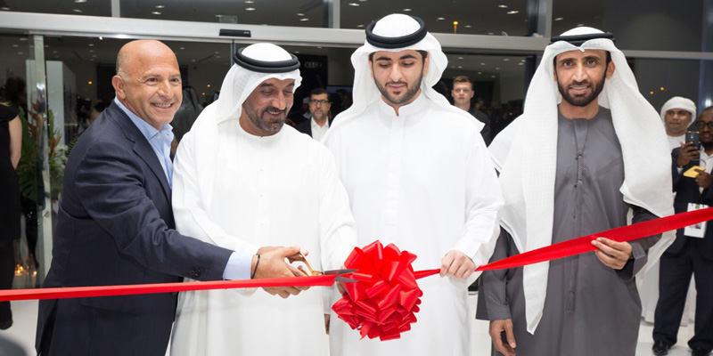 ARES Performance - Dubai Showroom Opening
